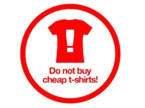 Do not buy Cheap LED t-shirts!!!
